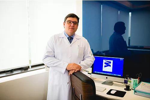 DR. MÁRIO HENRIQUE ELIAS DE MATTOS - Urologista São Paulo