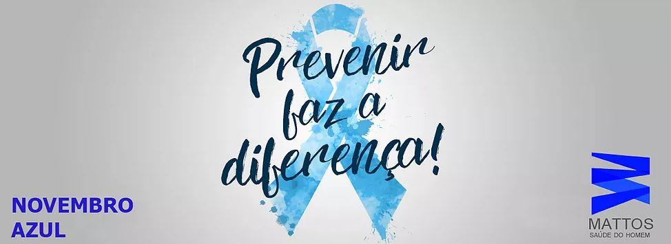 Novembro: o Mês do Combate ao Câncer de Próstata